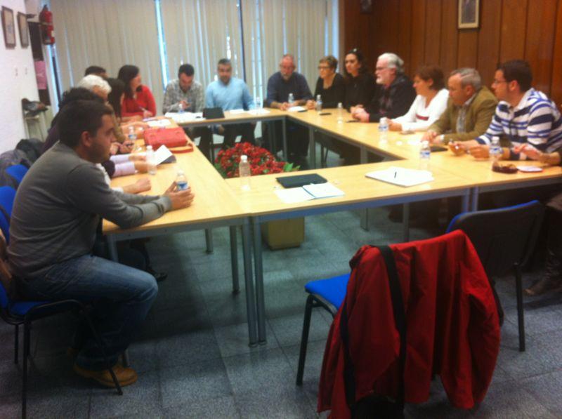 Manifiesto de la Comisión Ejecutiva Local ante la huelga general