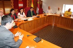 Reunión Consejo de Participación