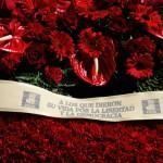 Acto en memoria de los asesinados el 13 de junio de 1939