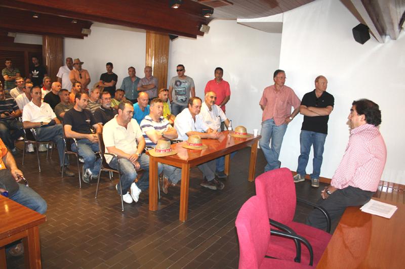 Joaquín Hermoso se sumará a la manifestación «Por el futuro de Puertollano»