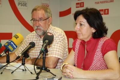 Santiago Moreno y Rosa Caballero