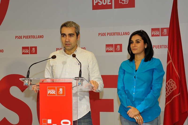 El PSOE denuncia el ninguneo a Puertollano en los Presupuestos Generales del gobierno de Rajoy