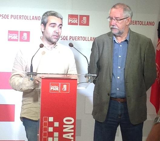 """Santiago Moreno: «Si las elecciones las hubiéramos ganado, hoy ese hospital estaría ya en construcción""""."""