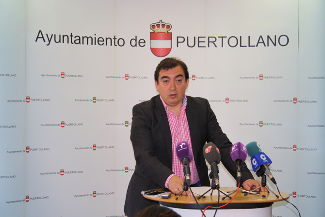 Joaquin Hermoso anuncia que deja la alcaldia de Puertollano y se retira de la politica