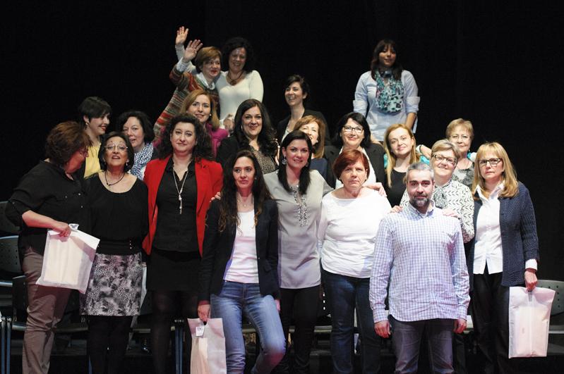 Homenaje a las concejalas socialistas y reconocimiento a Mayte Fernández como primera alcaldesa de Puertollano
