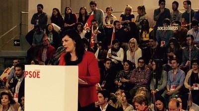 mayte fernandez conferencia municipal socialista