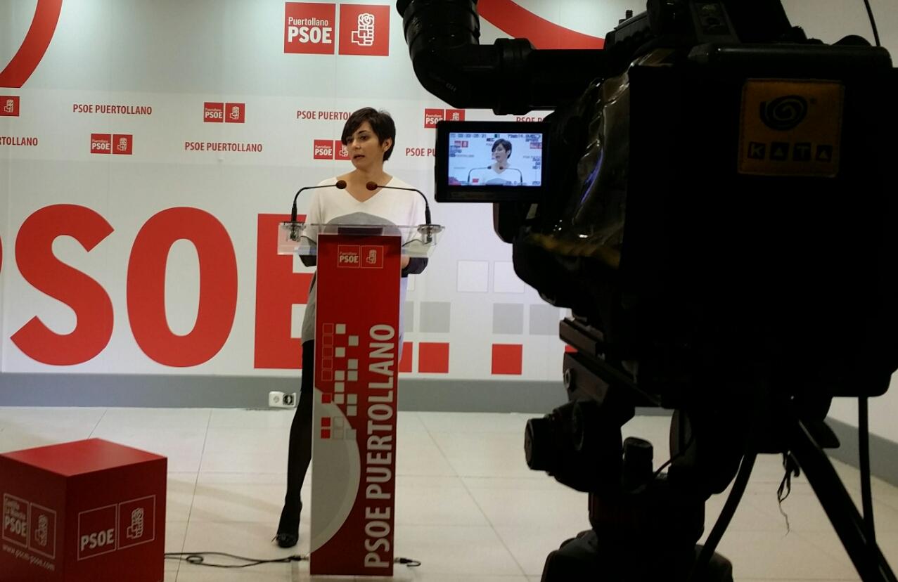Isabel Rodriguez ha mostrado su satisfacción por la prórroga concedida a Elcogas.