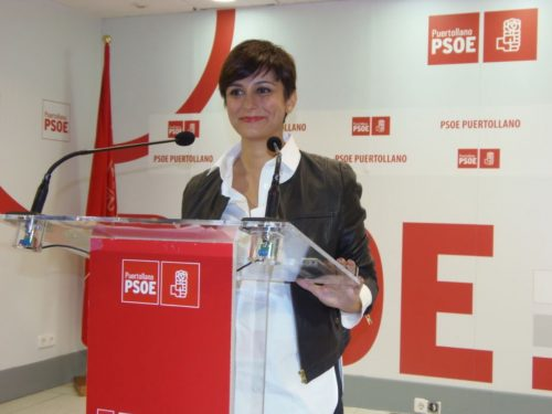 Entrevista a la secretaria general Isabel Rodríguez