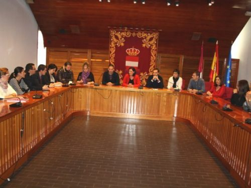 El pleno del Ayuntamiento de Puertollano aprueba las mociones presentadas por el Grupo Socialista