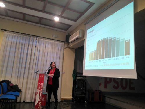 Reunión Informativa sobre política municipal en la Casa del Pueblo