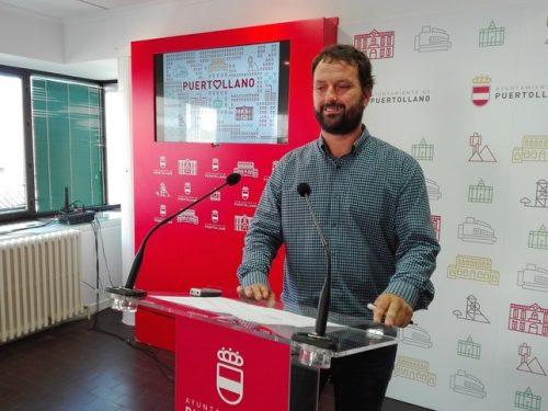 EL PSOE MUESTRA SU TOTAL APOYO AL CONCEJAL JESÚS CABALLERO BUENDÍA ANTE LA CAMPAÑA DE DIFAMACIÓN LLEVADA A CABO POR LA OPOSICIÓN