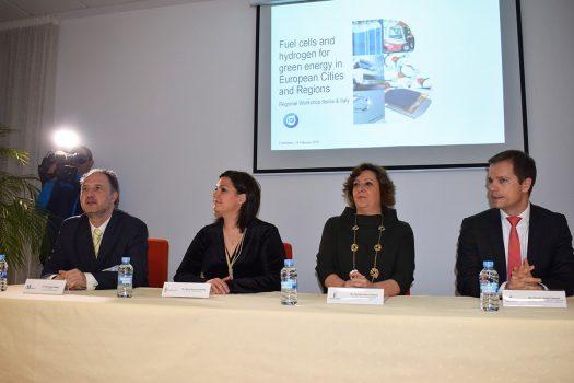 Mayte Fernández posiciona a Puertollano a la vanguardia de la investigación en el día de la energía