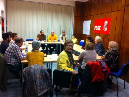 Constituido el Club de Lectura de la Agrupación Socialista de Puertollano