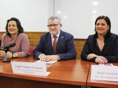 El Instituto Virgen de Gracia de Puertollano se convertirá en segundo Centro Integrado de FP de CLM