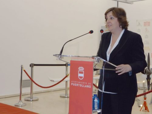 Patricia Franco asegura que Puertollano recibirá un 20% más de ayudas empresariales a través de la Ley de Zonas Prioritarias