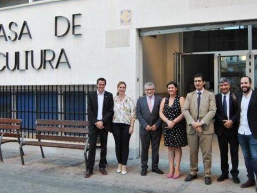 """Importante inversión para el Nuevo Centro de Adultos """"Antonio Machado"""""""