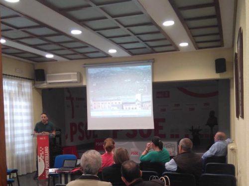 Miguel Peña informa de las novedades del Plan de Ordenación Urbanística