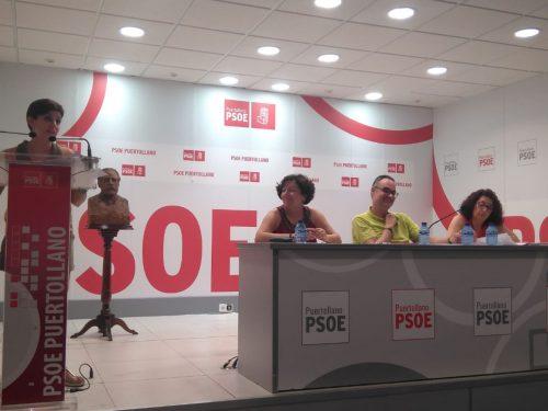 La Asamblea del PSOE de Puertollano mantiene su compromiso con las reivindicaciones que necesita nuestra ciudad.