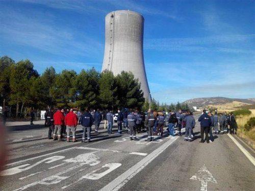 PUERTOLLANO DESPIDE UN SÍMBOLO  CON ESPERANZA: ADIÓS ELCOGAS, HOLA ENCE