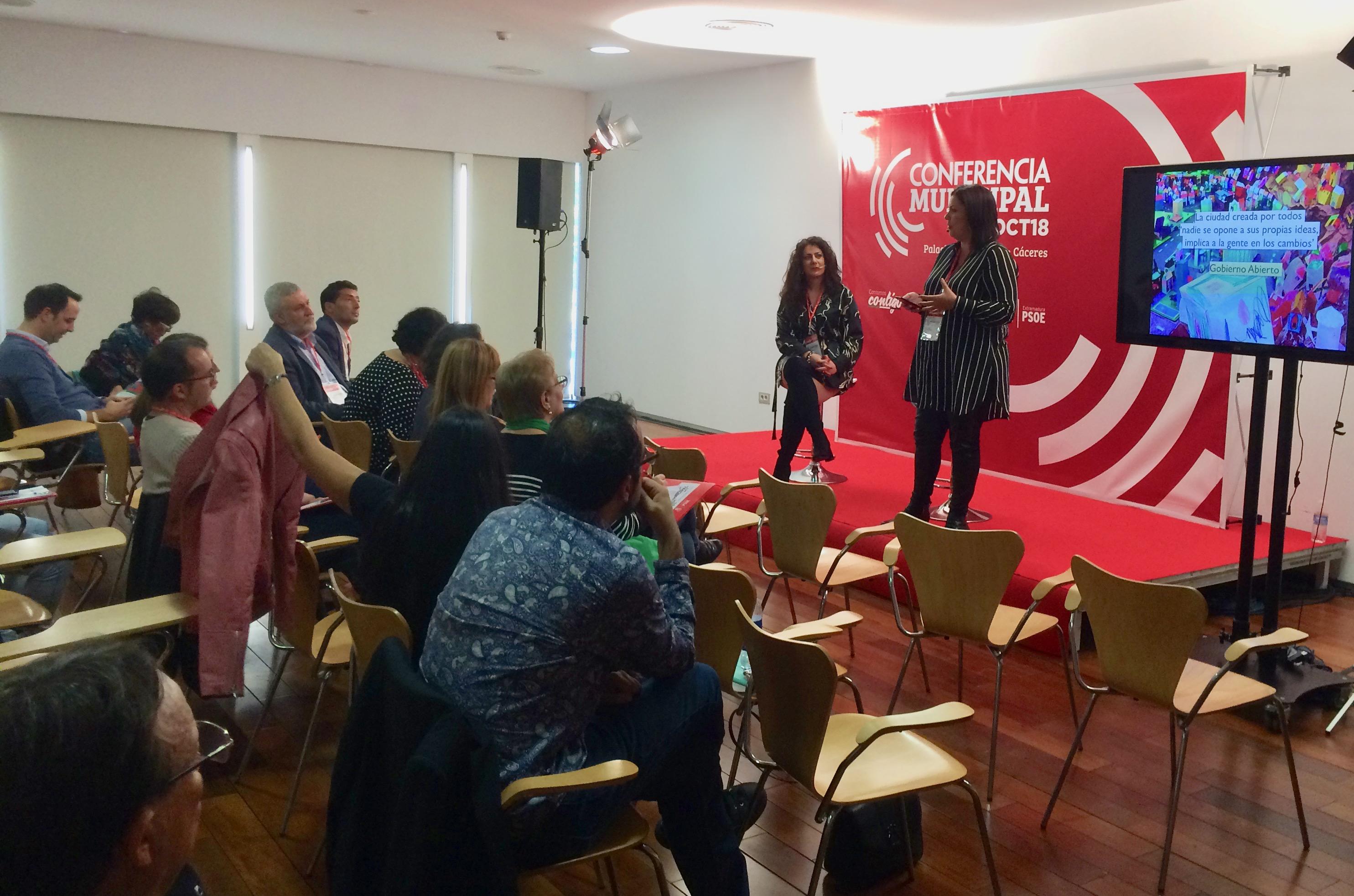 Presentación Mayte Fernandez