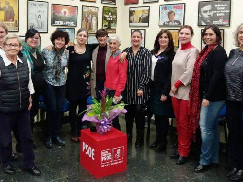 El PSOE de Puertollano reivindica el papel de la lucha contra la violencia de género