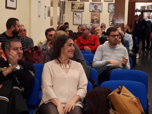 La Asamblea del PSOE de Puertollano aprueba mayoritariamente el informe de gestión