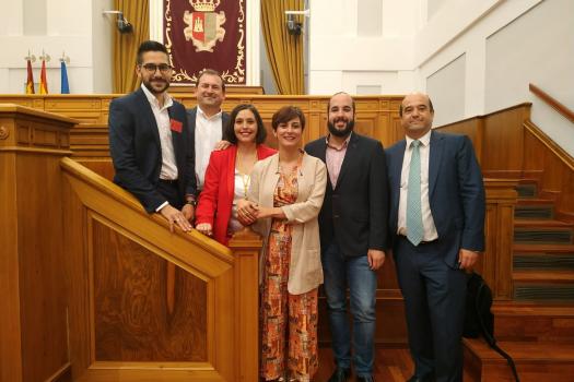 El PSOE de Puertollano valora la presencia de Petra Sánchez y de Ana Muñoz en la Diputación de Ciudad Real y en las Cortes regionales