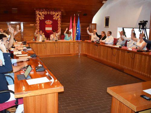 El Pleno agiliza los trámites para la cesión del proyecto de nueva comisaria.